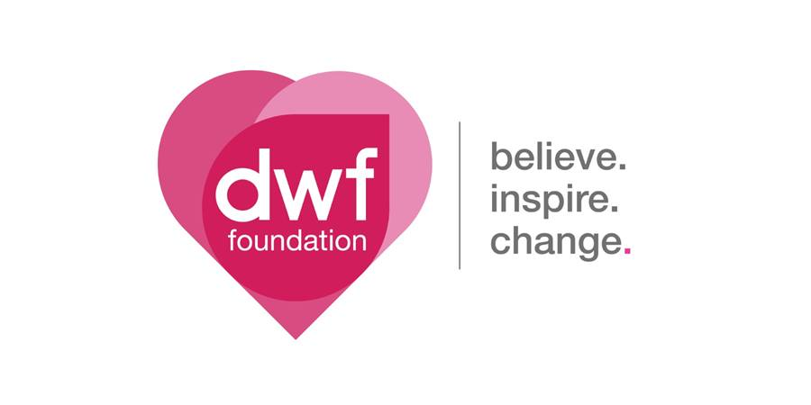 DWF Foundation. Believe. Inspire. Change.