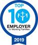 Top 10 Employer for Working Families 2019